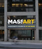 MassArt: Massachusetts college of art and design.