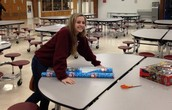 GBB Team Wrapping Gifts