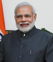 Prime minster of India, Narendra Modi
