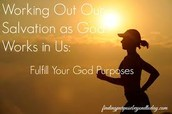 Growing With God