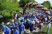What is the NAMIWalk?