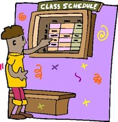 6th Grade Schedule Pick-up