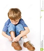 Learning How to Tie Shoes