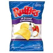 Where is RUFFLES made?