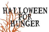 Halloween for Hunger October 25