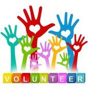 Need Volunteers!  Parent Coordinators for Events