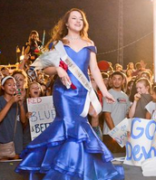 SHHS Student Gets 2nd Runner-up for Miss Gregg County