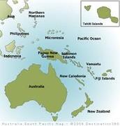Austrasian Reigon