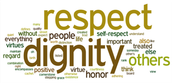 Maintain Respect and Dignity of the Choir Organization