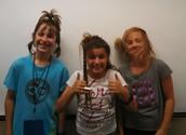 Thursday 10/30 - Crazy Hair Day