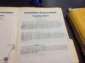 Invention Convention Information