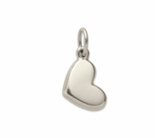 Heart Charm - Was £19 Now £9.50
