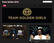 Team Golden Girls Website