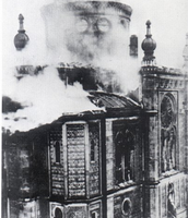 Burning of the Michelsberg Synagogue