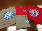 DMS and BJHS Shirts
