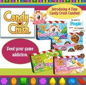 Do you LOVE the game CANDY CRUSH?