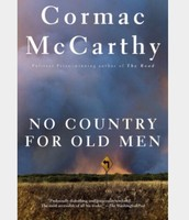 No Country for old Men (Book Cover)