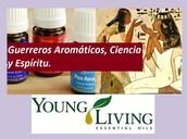 Grupo Guerreros Aromaticos con Young Living