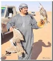 why are the houbara vulnerable to extinction ?