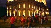 British Burn Washington!