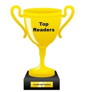Top Readers for the 1st Six Weeks:
