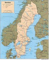 How large is Sweden?