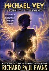Michael Vey: Storm of Lightening by Richard Paul Evans