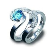 Not only does the ring make you beautiful, it is a beautiful piece to wear.