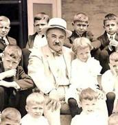 Milton Hershey's orphanage