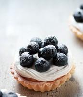 Beautiful Blueberry Tarts