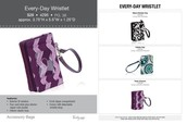 Every Day Wristlet