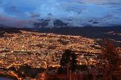 Bolivian City