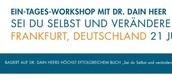 D-Frankfurt 20.6. Abendvortrag und 21.6. Workshop