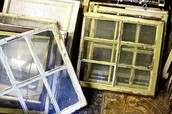 Architectural Salvage With Provenance
