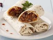 Los tacos de harina