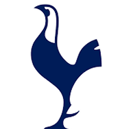 Tottenham: 2nd, 54 points