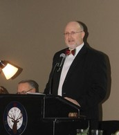 Kevin Freeman - Mexico Chamber of Commerce President's Award Winner