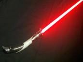 Bane's lightsaber