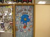 Ms. Kamali's Door