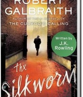 Silkworm by Robert Galbraith (J. K. Rowling)