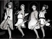 GIRLS DURING 1920's