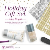 All is Bright Gift Set