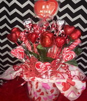 Large Candy Bouquet - $15.00 Donation