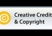 Copyright and Creative credit.