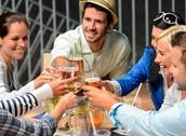 Beer is a popular drink in Belgium
