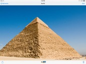 The burial place for king tut.