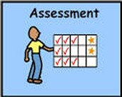 As a teacher, how would you use the assessment to determine mastery?