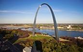 The Gateway Arch St. Louis Missouri