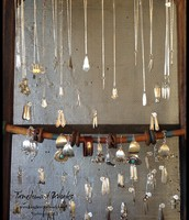 Vintage Utensils Upcycled to Jewelry: $26-$55