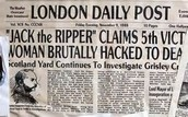 Jack the Ripper Claims 5th Victim